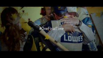 NASCAR TV Spot, 'Thank You, Jimmie' - Thumbnail 10