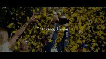 NASCAR TV Spot, 'Thank You, Jimmie' - Thumbnail 9