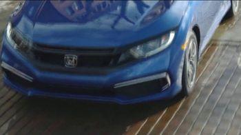 Happy Honda Days Sales Event TV Spot, 'Starts Early: Civic' [T2] - Thumbnail 5