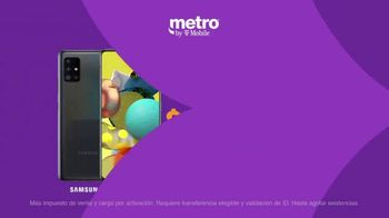 Metro by T-Mobile TV Spot, 'Conquista tu día con los nuevos teléfonos 5G' [Spanish] - Thumbnail 5