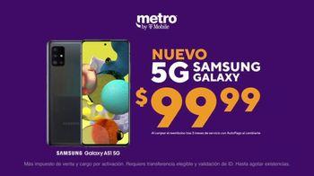 Metro by T-Mobile TV Spot, 'Conquista tu día con los nuevos teléfonos 5G' [Spanish] - Thumbnail 6
