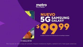 Metro by T-Mobile TV Spot, 'Conquista tu día con los nuevos teléfonos 5G' [Spanish] - Thumbnail 7