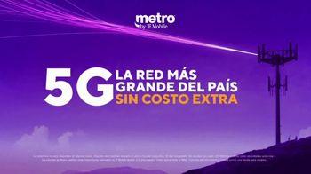 Metro by T-Mobile TV Spot, 'Conquista tu día con los nuevos teléfonos 5G' [Spanish] - Thumbnail 8