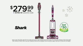 Kohl's Home Sale TV Spot, 'Cuisinart, Cuddl Duds,Shark' - Thumbnail 5