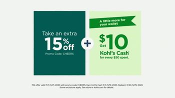Kohl's Home Sale TV Spot, 'Cuisinart, Cuddl Duds,Shark' - Thumbnail 6