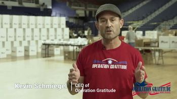Operation Gratitude TV Spot, 'Care Packages'