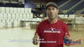Operation Gratitude TV Spot, 'Care Packages' - Thumbnail 7