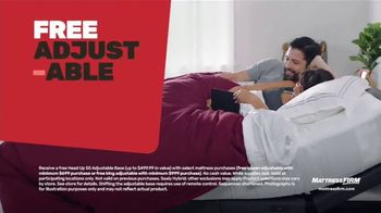 Mattress Firm Black Friday Sale TV Spot, 'Top Rated Brands: King for Queen' - Thumbnail 5