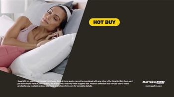 Mattress Firm Black Friday Sale TV Spot, 'Top Rated Brands: King for Queen' - Thumbnail 6
