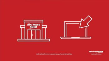 Mattress Firm Black Friday Sale TV Spot, 'Top Rated Brands: King for Queen' - Thumbnail 9