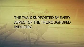 Thoroughbred Aftercare Alliance TV Spot, 'You Help' - Thumbnail 4