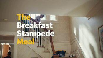 McDonald's TV Spot, 'Breakfast Stampede: BOGO for $1' - Thumbnail 4