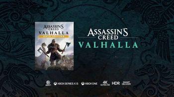 Assassin's Creed: Valhalla Gold Edition TV Spot, 'Valhalla Awaits' - Thumbnail 7