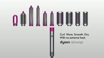 Dyson Airwrap Styler TV Spot, 'Curls, Waves, Dry: Gift Editions' - Thumbnail 9