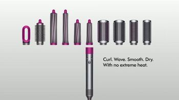 Dyson Airwrap Styler TV Spot, 'Curls, Waves, Dry: Gift Editions' - Thumbnail 8