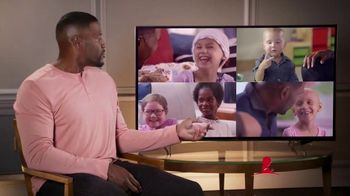 St. Jude Children's Research Hospital TV Spot, 'Smile' Featuring Michael Strahan, Marlo Thomas - 211 commercial airings