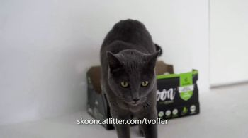 Skoon Cat Litter TV Spot, 'Loving Your Cat is Easy' - Thumbnail 6