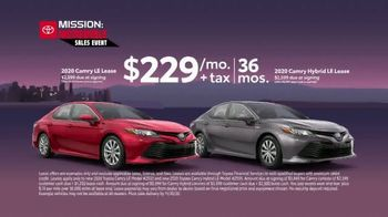 Toyota Mission: Incredible Sales Event TV Spot, 'Yours for the Taking' [T2] - Thumbnail 8