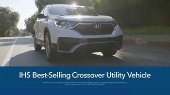 Happy Honda Days Sales Event TV Spot, 'Starts Now: CR-V' [T2] - Thumbnail 3