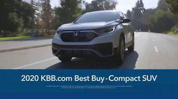 Happy Honda Days Sales Event TV Spot, 'Starts Now: CR-V' [T2] - Thumbnail 5