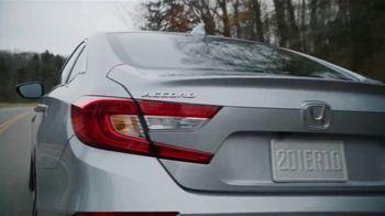 2020 Honda Accord TV Spot, 'Proud: Accord' [T2] - Thumbnail 4