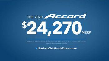 2020 Honda Accord TV Spot, 'Proud: Accord' [T2] - Thumbnail 7