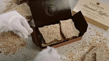 Enstrom TV Spot, '60 Years of Almond Toffee'