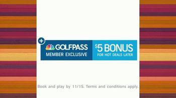 GolfNow.com TV Spot, 'Tee up Savings: 20% Off' - Thumbnail 4