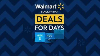 Walmart Black Friday TV Spot, 'Deals for Days: Shark Rocket Pro Cordless Stick Vacuum for $139' - Thumbnail 2