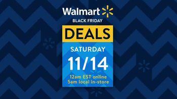 Walmart Black Friday TV Spot, 'Deals for Days: Shark Rocket Pro Cordless Stick Vacuum for $139' - Thumbnail 4