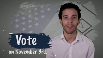 Hispanic Federation TV Spot, 'Your Vote Is Your Voice' - Thumbnail 7