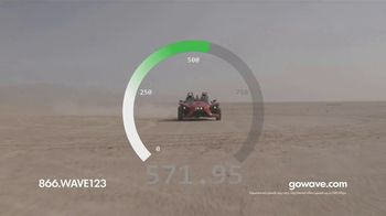 Wave Broadband TV Spot, 'Necessity: 25 Mbps $19.95 for Six Months'