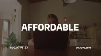 Wave Broadband TV Spot, 'Necessity: 25 Mbps $19.95 for Six Months' - Thumbnail 7
