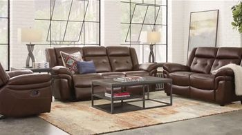 Rooms to Go Holiday Sale TV Spot, '$795 Leather Sofa or $1,699 Living Room Set' - Thumbnail 4