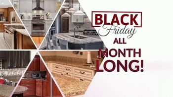 Kitchen Saver Black Friday TV Spot, 'Gift of a New Kitchen: Interest Savings or 10% Off'