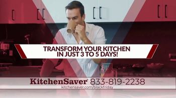 Kitchen Saver Black Friday TV Spot, 'Gift of a New Kitchen: Interest Savings or 10% Off' - Thumbnail 5