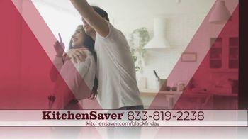 Kitchen Saver Black Friday TV Spot, 'Gift of a New Kitchen: Interest Savings or 10% Off' - Thumbnail 6