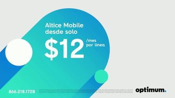 Optimum TV Spot, 'Datos Flexibles: Altice Mobile' [Spanish] - Thumbnail 8
