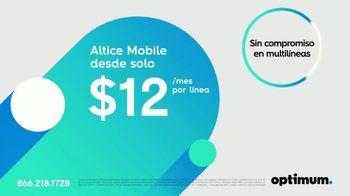 Optimum TV Spot, 'Datos Flexibles: Altice Mobile' [Spanish] - Thumbnail 9