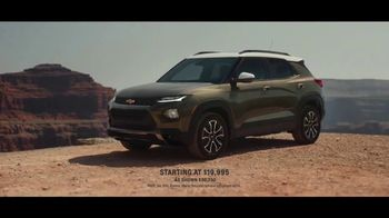 2021 Chevrolet Trailblazer TV Spot, 'Middle of Nowhere' Song by Popol Vuh [T1] - Thumbnail 7