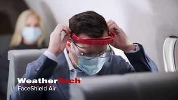 WeatherTech FaceShield Air TV Spot, 'Extra Protection' - Thumbnail 2