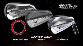 Golfers' Warehouse TV Spot, 'JPX 921 Irons - Thumbnail 8
