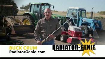 Radiator Genie TV Spot, 'Clogged Radiators' - Thumbnail 1