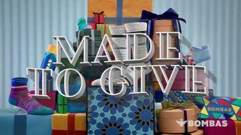 Bombas TV Spot, 'Holidays: Bombas Are Made to Give' - Thumbnail 2