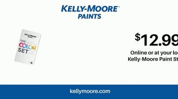 Kelly-Moore Paints TV Spot, 'The Essential Color Set and 25% Off Paints, Brushes and Rollers' - Thumbnail 8
