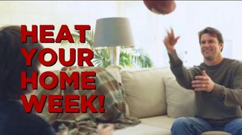 American Standard Heat Your Home Week TV Spot, 'Today's Homeowner: Keep the Cold Outside' - Thumbnail 2