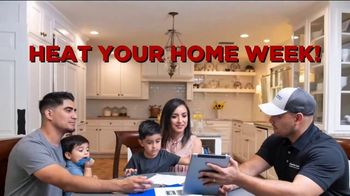 American Standard Heat Your Home Week TV Spot, 'Today's Homeowner: Keep the Cold Outside' - Thumbnail 6