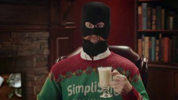 SimpliSafe TV Spot, 'At Home With Robbert: Eggnog' - Thumbnail 10