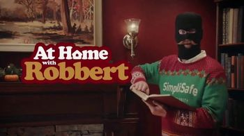 SimpliSafe TV Spot, 'At Home With Robbert: Eggnog' - Thumbnail 2