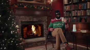 SimpliSafe TV Spot, 'At Home With Robbert: Eggnog' - Thumbnail 3